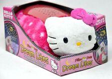 HELLO KITTY Pillow Pets Dream Lites Pink Night-Lite Starry Sky