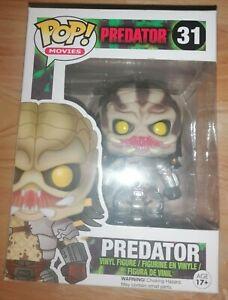Funko Pop Vinyl Movies Predator #31 Original Unopened