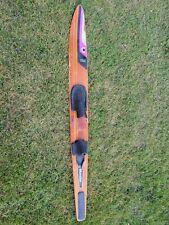 "Cypress Gardens Ski Vintage Single Water Ski Big Mondter RARE 67"""
