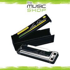 New Lee Oskar Harmonic Minor Harmonica - Key of F#m - 1910HFSHARP - Yellow Label