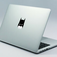 "BATMAN HEAD Apple MacBook Decal Sticker fits 11"" 12"" 13"" 15"" and 17"" models"