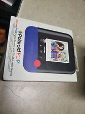 New Sealed  Polaroid - POP Instant Print - Digital Camera - Blue