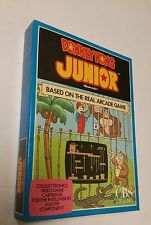 NEW  DONKEY KONG JR JUNIOR GAME FOR  INTELLIVISION RARE CBS VERSION