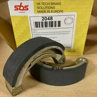Can Am DS 90 2007 - 2017 SBS Front Brake Shoes Genuine OE Quality 2048
