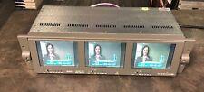 PANORAMA dtv MON3-3 Analog / SDI Video Monitor Silver