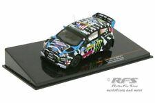 Ford Fiesta RS WRC Ken Block Rallye Catalunya 2014 Monster  1:43 IXO RAM 601 NEU