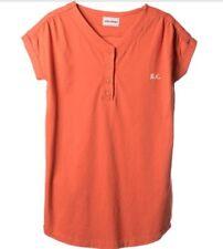 Bobo Choses 'Team BC' Baseball Tunic Dress (117090) Age 6-7 years - Orange - NEW