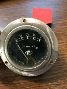 Vintage 1920`s 1930`s  Car Truck Tiffany Gasoline Gauge NOS AACA Old Car Parts