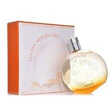 Eau Des Merveilles By Hermes 3.3/3.4oz. Edt Spray For Women New In Box