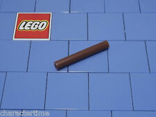 Lego 75c03 Reddish Brown Hose, Rigid 3mm D. 3L / 2.4cm x 1 NEW