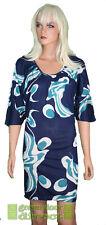 Chilli Pepper Blue & White Print Dress UK XS 8  X Small  Free UK Shipping  BNWT