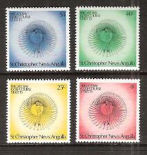 ST. KITTS & NEVIS # 308-311 MNH FRIGATE BAY GOLF COURSE