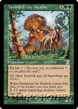 VERDELOTH THE ANCIENT Time Spiral Timeshifted MTG Green Creature — Treefolk
