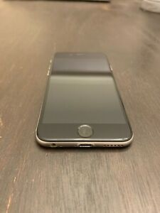 Apple iPhone 6 Black 16GB Any GSM (Factory Unlocked) Excellent!