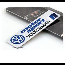 New Motorsport Car Badge Emblem Sticker Decal VW  Car 110