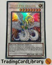 Yugioh - Light End Dragon - LCGX-EN189 - Ultra Rare - Mint