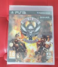 Ride To Hell Rétribution neuf sous blister Officiel Playstation 3 PS3