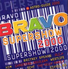 Doppel-CD! BRAVO Supershow 2000 (2000, 38 Songs) Topzustand / Hülle neu!