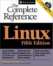 Linux: The Complete Reference, Fifth Edition (Red Hat 7.3 Dvd Included)