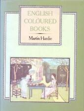 English Coloured Books( Hardback Book)Martin Hardie-Fitzhouse Books-VG