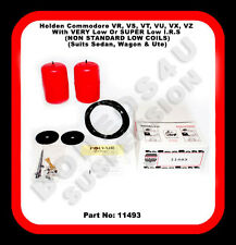 POLYAIR AIR BAG SUSPENSION KIT SUITS (COMMODORE VR-VZ STD HEIGHT) P# 12493