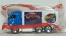 1991**HOT WHEELS**Hi-WAY HAULER**COUNT CHOCULA & REESE'S PUFFS DELIVERY TRUCK