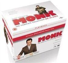 Monk Complete Series 5050582787276 DVD Region 2 P H
