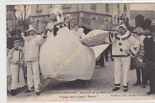 Top CPA 95260 BEAUMONT SUR OISE Voyage dans la lune Demiel Cavalcade 1912