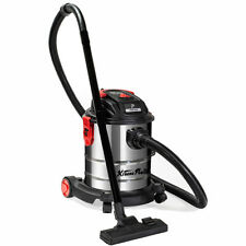 3-in-1 Portable Wet Dry 1000W Blower Shop Vacuum 5-Gallon 5.5 Peak HP w Wheel