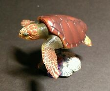 Yujin (Like Kaiyodo Takara) Loggerhead Turtle Replica Pvc Figure Model