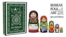 CARTE DA GIOCO Russian Folk Art (Special Edition),poker size