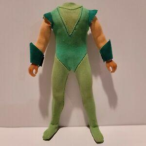 "Vintage 1970's Original Mego WGSH 8"" GREEN ARROW Suit Outfit SUPER NICE+++!!!"