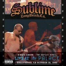 SUBLIME - 3 RING CIRCUS-LIVE AT THE PALACE 1995  (CD + DVD)  ROCK & POP  NEW+
