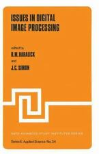 Issues in Digital Image Processing (Nato Science Series E:)-ExLibrary