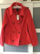 Gap Cotton Casual Coats & Jackets for Women