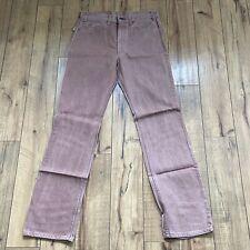 Vintage Levis 40509 5224 USA made Jeans Men's 32 x 34 Straight leg reg fit TALON