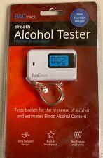 BACtrack Breath Alcohol Tester Keychain Breathalyzer Model BT-KC20 New Sealed