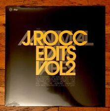 J. Rocc - Minimal Wave Edits Vol. 2 (New Vinyl EP) Stones Throw STH2295