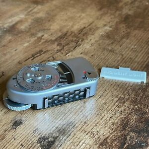 Leica Leitz Leica-Meter MC Meter - BEAUTIFUL, TESTED & WORKING - US COLLECTOR