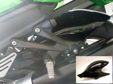 Kawasaki ZZR1400 & ZX14 all years Gloss Black Hugger by Pyramid Plastics