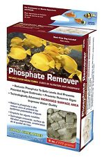 PENN PLAX CASCADE INFUSED PHOSPHATE REMOVER PAD CUBES