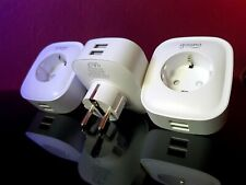 3xUSB Steckdose,Gosund Smart Wlan Steckdose Alexa Google Home USB