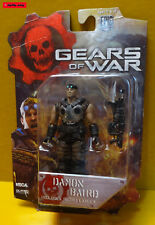 "GEARS OF WAR - Series 1 - Damon Baird + Retro Lancer 3.75"" Figur ca.10 cm OVP"