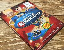 Meet the Robinsons DVD 2007 Walt Disney Animated Cartoon Future