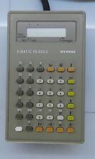 Siemens Simatic PG605U Programming device 6ES5 605-OUA11 made in germany