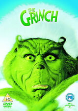 THE GRINCH - CHRISTMAS FILM - NEW / SEALED DVD - UK STOCK