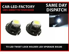 VW Golf MK 4 T5 LED Upgrade Rear Interior Reading Light Neo Wedge bulbs 1 Pair