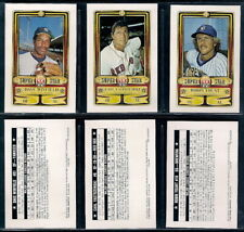Dave Winfield #34 1983 Superstar Permagraphics Proof