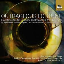 OUTRAGEOUS FORTUNE [CD]