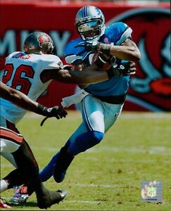 Calvin Johnson Detroit Lions NFL Licensed Unsigned Glossy 8x10 Photo A